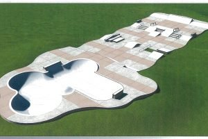 Jersey City, New Jersey's new public skatepark will be located in Berry Lane Park.