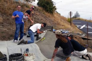 Palouse, Washington is building an ambitious skatepark for its 998 residents.