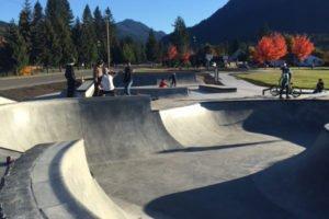 Darrington Skatepark, Darrington, Washington